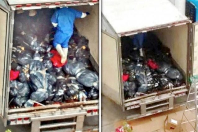 Orrore in Messico, trovati due camion frigorifero con oltre 300 cadaveri all'interno