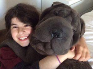 Isabel morta a 9 anni per aver mangiato il biscotto sbagliat