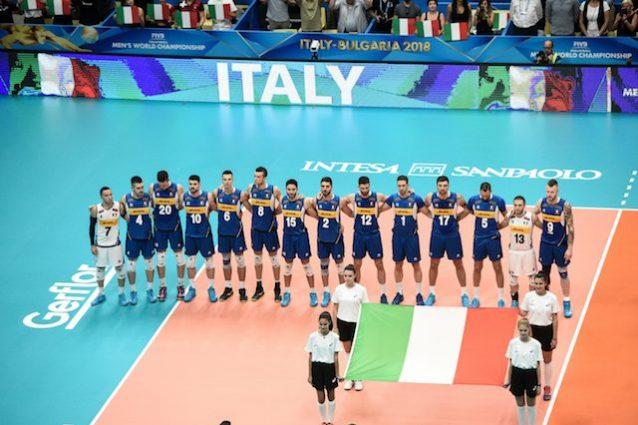 Mondiali di Pallavolo, con chi giocherà l'Italia nella Final