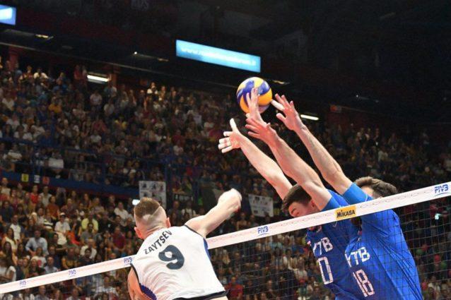 Mondiale di Pallavolo: Italia battuta dalla Russia, ma si qu