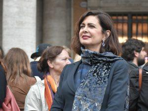 """""""Boldrini al posto di un disabile in aereo"""": ecco le carte d"""