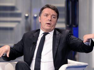 """Renzi a Porta a Porta: """"Non farò mai un accordo con il M5s,"""