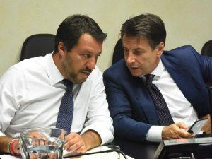"""Decreto sicurezza, Salvini: """"Stop asilo ai condannati in pri"""