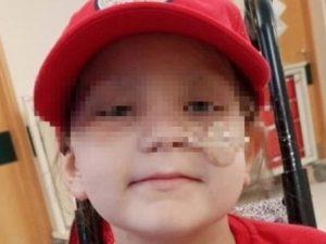 Ha 5 anni e un tumore: per 2 anni i medici avevano detto ai