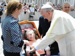 Errori in sala parto a Rovigo, bimba nasce cieca e tetrapleg