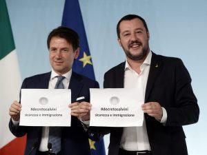Perché il Decreto Salvini sull'immigrazione è un disastro e lascerà solo macerie
