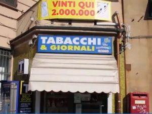 Genova, vinti 2 milioni con un Gratta e Vinci nel tabacchino