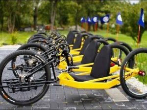 A Torino c'è il bike sharing per disabili, ma a che serve se