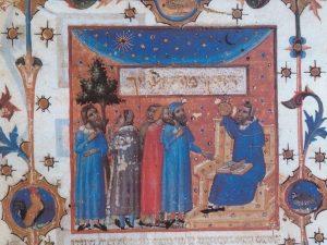 All'Archivio di Stato di Roma in mostra il manoscritto della