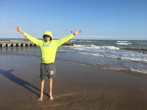 Bagni Da Sogno Facebook : Ho un tumore e ho paura ma ho un sogno vivere l ultimo