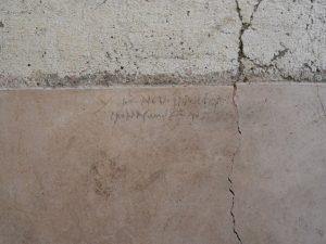 La cella olearia segreta di Pompei: dall'iscrizione che camb