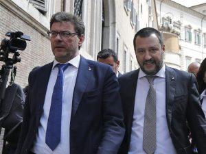 """Giorgetti: """"M5S ha vinto al Sud perché gli elettori vogliono il reddito di cittadinanza"""""""