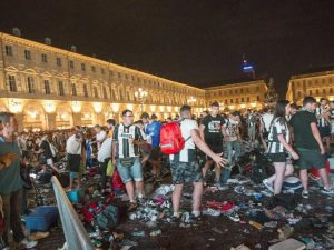 Torino, caos Piazza San Carlo. Inizia il processo. Alessandr