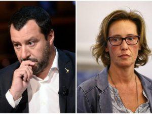 """Caso Cucchi, Ilaria: """"Salvini è su un altro pianeta, si occu"""