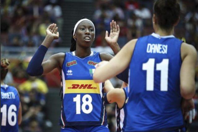 Mondiali Volley: Italia batte il Giappone e vola in semifinale