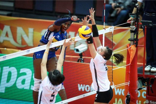 Mondiali Volley 2018, sesta vittoria per le azzurre. Battuta l'Azerbaigian per 3-0