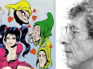 È morto Leone Frollo: addio al papà del fumetto erotico ital
