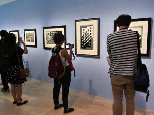 Escher al Pan di Napoli: la retrospettiva del grande incisor