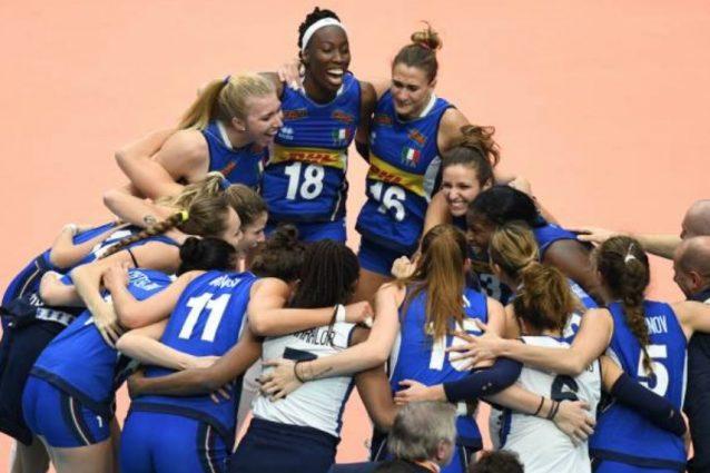 L'Italia del volley in finale Mondiale, quanto guadagnano le azzurre?