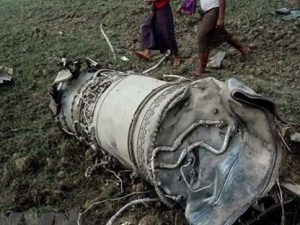 Jet militare si schianta, schegge colpiscono bimba di 10 anni in casa  e la uccidono