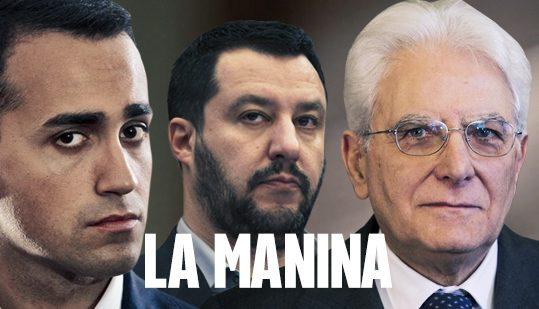 Il condono e la manina fantasma: non meravigliatevi, è il DNA del governo Lega – M5s