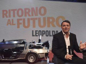 """Leopolda 9, Renzi e Padoan presentano la """"contro manovra"""": """""""