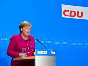 Elezioni europee, exit poll Germania: Merkel in testa, boom dei Verdi