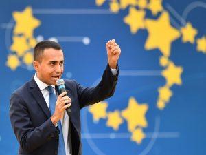 """Di Maio: """"Sul Capo dello Stato Grillo ha espresso una sua id"""