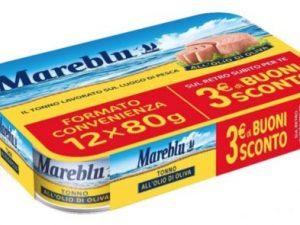 """Ritirato tonno Mareblu. La decisione dei supermercati Il Gigante: """"Problema nella confezione"""""""