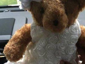 Ladri rubano orsacchiotto con le ceneri della figlia morta: