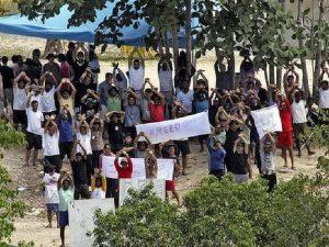 L'inferno dell'isola di Nauru |  dove anche i bimbi di 9 anni pensano al suicidio