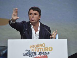 """Matteo Renzi: """"Reddito cittadinanza non è di sinistra, Itali"""