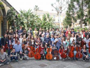 Orchestra Scarlatti Junior, concerto gratuito al Conservator