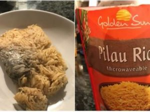 Compra un pacco di riso al Lidl: dentro ci trova un topo mor