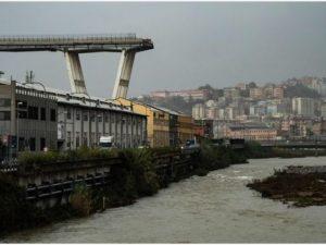 Ponte Morandi: il 15 dicembre inizia la demolizione, ma i pr