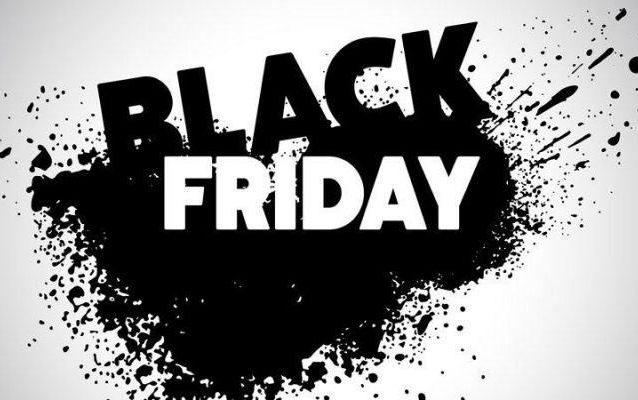 Black Friday: domani 22 novembre iniziano gli sconti della B