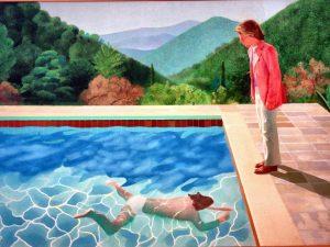 David Hockney è l'artista vivente più costoso della storia: