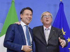 """Manovra, Mef: """"Raggiunto accordo con la Commissione Ue"""" ma Palazzo Chigi frena"""