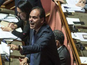 """Dl Genova, Marcucci (Pd): """"Toninelli inqualificabile, il più"""