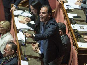 """Mozione di sfiducia del Pd: """"Governo Conte asservito al crim"""