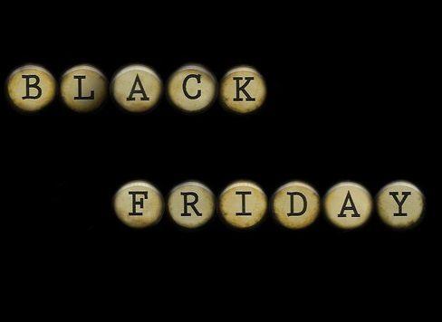 Black Friday: le offerte più convenienti del giorno a una se