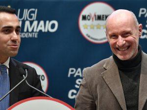 Gregorio De Falco rischia l'espulsione dal MoVimento 5 Stelle?