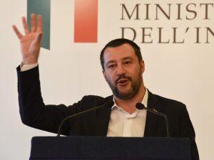"""Manovra, Matteo Salvini: """"Procedura d'infrazione contro Ital"""