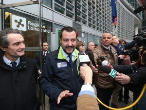 """Preservativi gratis, Salvini: """"Lo Stato non entri nella came"""