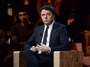 """Matteo Renzi: """"Salvini è un bluff, così come lo è il M5S che"""