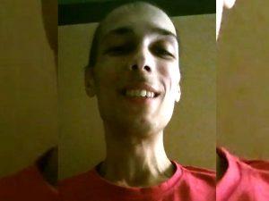 """Video di Luca Cardillo: """"Martedì mi amputano la gamba, spero"""