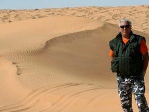 Quad si ribalta nel deserto: muore Sergio Messana, bancario