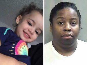 Babysitter brucia le natiche della bimba di 2 anni per punir