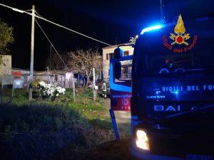 Incendio nel Maceratese: morti mamma e figlio, vigili del fu