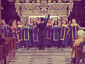Gospel a Forcella: nel cuore di Napoli la musica che parla a